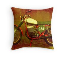 Maico Throw Pillow