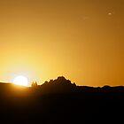 Moab Sunset by njordphoto