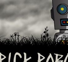 Brick Robot Sticker