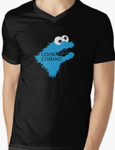 Cooking are coming Mens V-Neck T-Shirt
