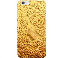 Unique Gold Creation iPhone Case/Skin