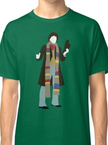 The Fourth Doctor - Doctor Who - Tom Baker Classic T-Shirt
