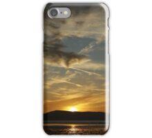 Dublin bay sunrise iPhone Case/Skin