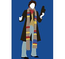 The Fourth Doctor - Doctor Who - Tom Baker Photographic Print