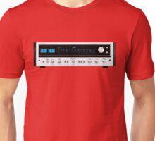 Pioneer SX-737 vintage reciever Unisex T-Shirt