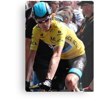 Chris Froome (2), Tour de France 2013 Metal Print