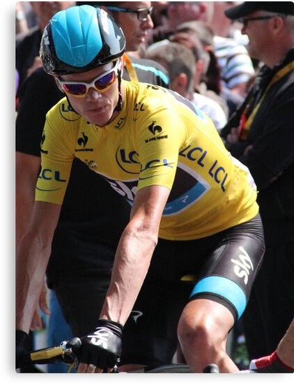 Chris Froome (2), Tour de France 2013 by MelTho