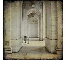 New York Public Library - NYC Photographic Print
