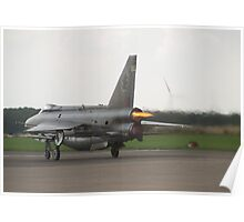 English Electric Lightning F6 XS904 Poster