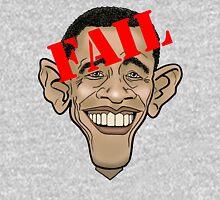Obama Fail Unisex T-Shirt