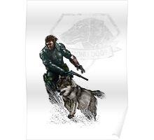 Mercenary Dog Poster