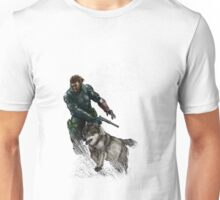 Mercenary Dog Unisex T-Shirt