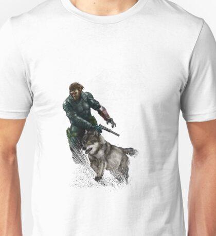 Mercenary Dog Unisex T-Shirt