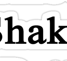 Plumbers Shake It Better  Sticker