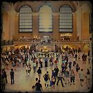 Grand Central - NYC by Robert Baker