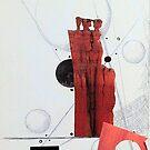 Abstract No.10 by Susan Ringler