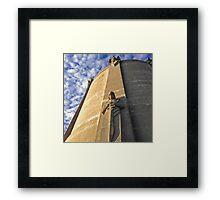 Washburn Water Tower in Minneapolis, Minnesota Framed Print