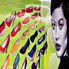Shoe Lady  by Ethna Gillespie