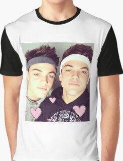dolan twins !! Graphic T-Shirt