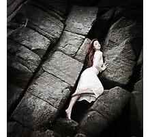 Sophie's Rocky Escape Photographic Print