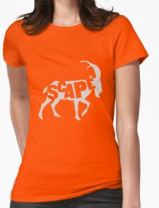 Scapegoat Womens Fitted T-Shirt