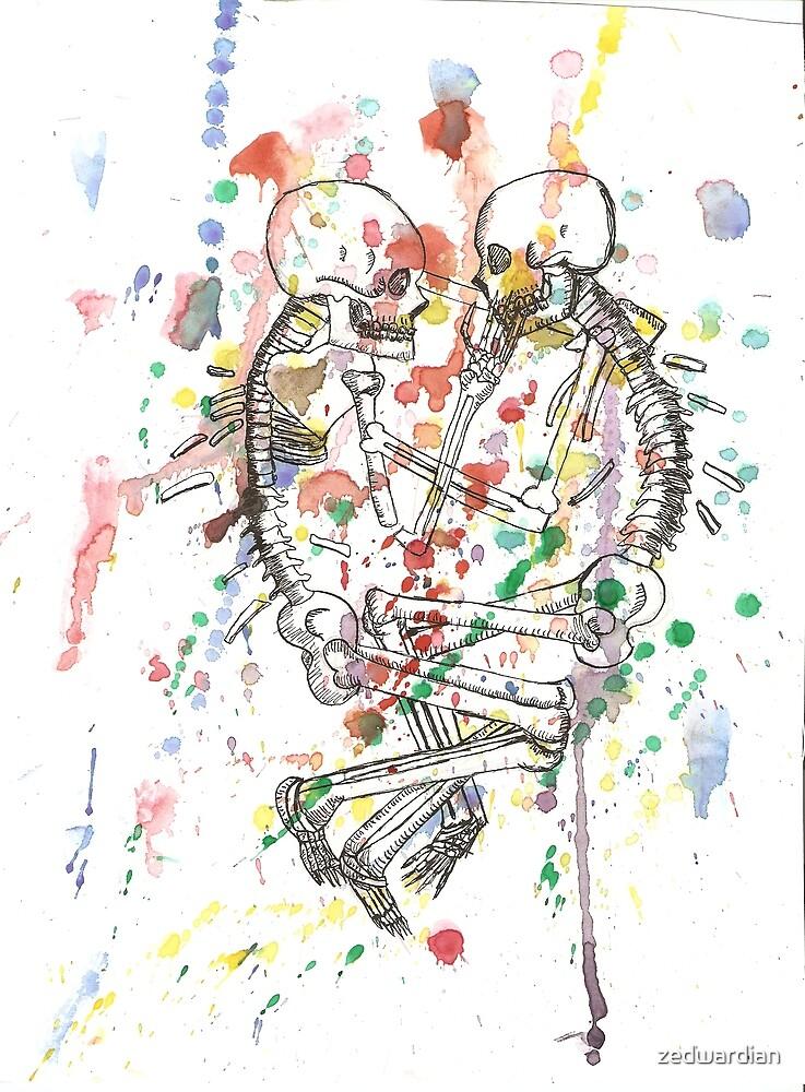 Psychedelic Love by zedwardian