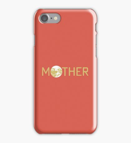 Mother Logo iPhone Case/Skin
