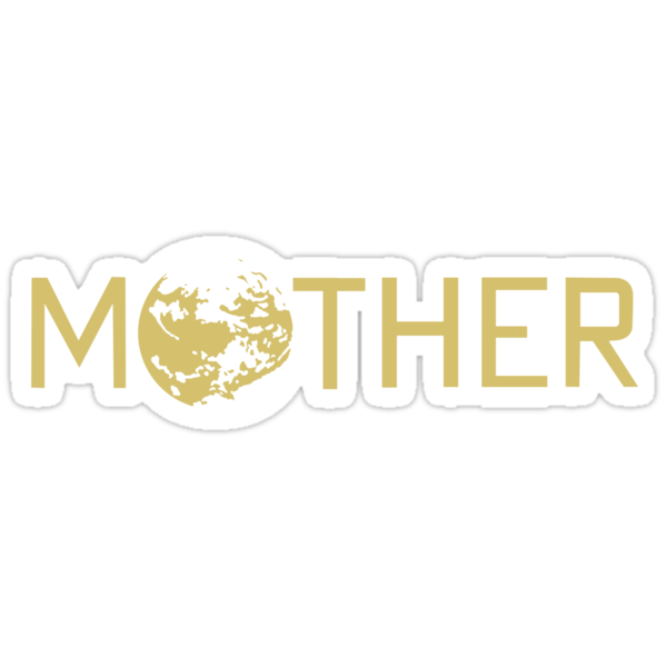 Mother Logo by Studio Momo╰༼ ಠ益ಠ ༽