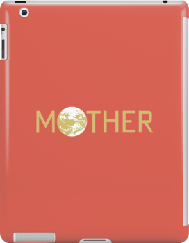 Mother Logo by Studio Momo╰༼ ಠ益ಠ ༽