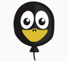 Balloon Penguin T-Shirt