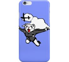 Skydiving Ferret (Impractical Jokers) (Murr) iPhone Case/Skin