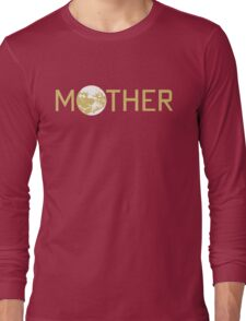 Mother Logo Long Sleeve T-Shirt