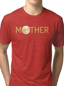 Mother Logo Tri-blend T-Shirt