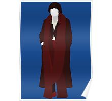 The Fourth Doctor - Doctor Who - Tom Baker (Season 18) Poster