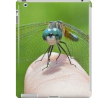 Blue Dasher (iPad Case) iPad Case/Skin