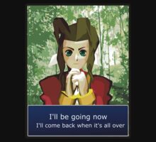 Aerith's Last Words by Loominade
