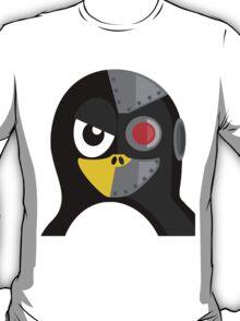 Cyborg Penguin T-Shirt