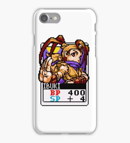 Ibuki - Street Fighter iPhone Case/Skin
