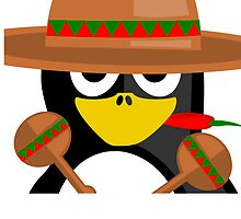 Mexican Penguin by kwg2200