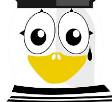 Mime Penguin by kwg2200