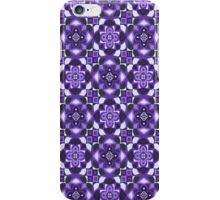 Regal Reign - Purple iPhone Case/Skin