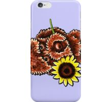 Sunny Chocolate Labradoodle iPhone Case/Skin