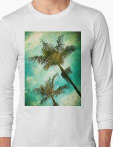 Swaying Palms Long Sleeve T-Shirt