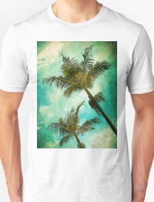 Swaying Palms Unisex T-Shirt