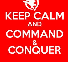 and command & conquer.. by DigitalGriffin