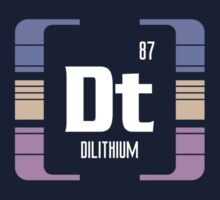 Element of Dilithium v3 Kids Clothes