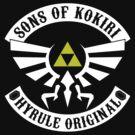 Sons of Kokiri Version 2 by dbizal