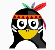 Native American Penguin T-Shirt