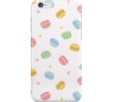macaroons  iPhone Case/Skin