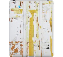 Wall Poster iPad Case/Skin
